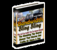 Thumbnail *new* bandwidth bling bling-master resale rights included