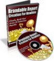 Thumbnail brandable report creation for newbies with mrr