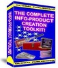 Thumbnail The Complete Info-Product Creation Toolkit With MRR