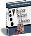Thumbnail 7 super secret e-books with resale rights