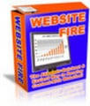 Thumbnail Website Content Fire Software With Plr.zip