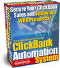 Thumbnail Clickbank Automation System With Mrr