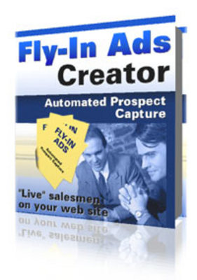 Product picture fly in ads creator with mrr