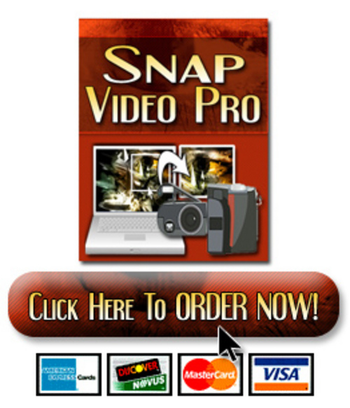 Product picture Snap Video Pro With Private Label Rights.zip