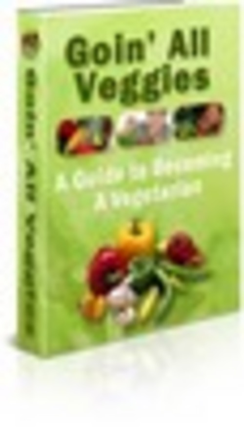 Product picture  A Guide To Becoming A Vegetarian Plr.zip