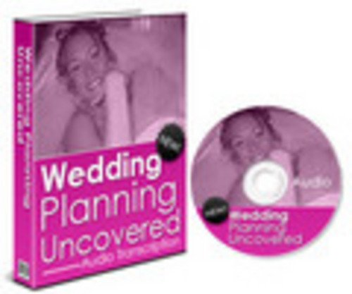Product picture Wedding Planning Uncovered Plr included