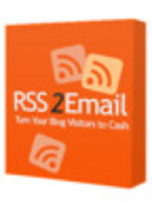 Product picture Rss 2 Email With Mrr.rar